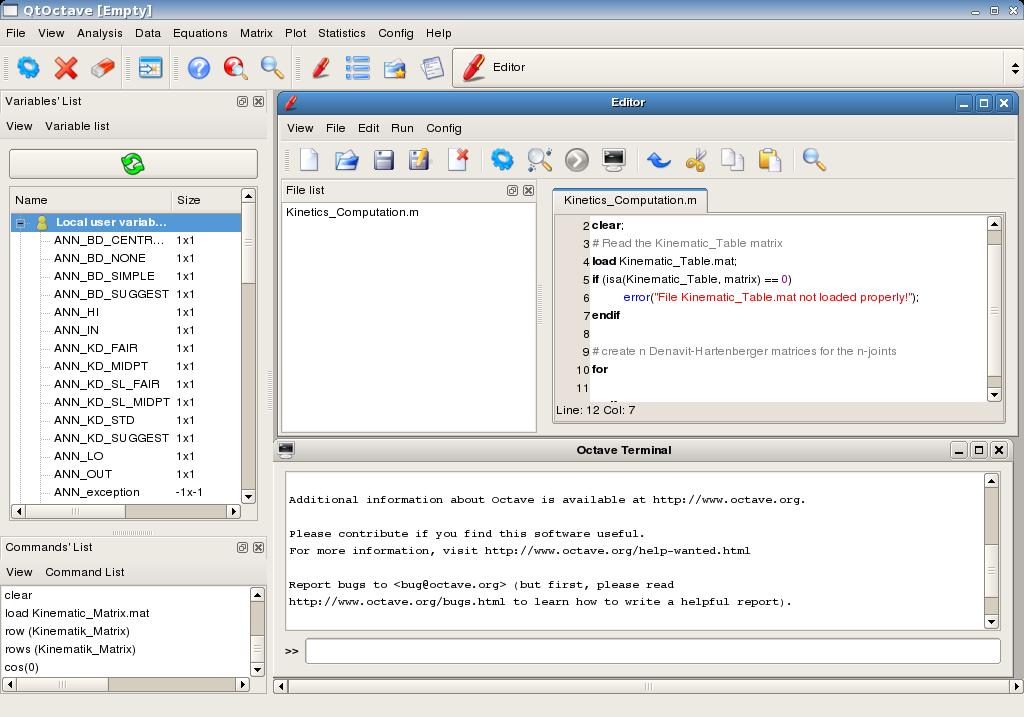 Download Torrent Here Qt Octave