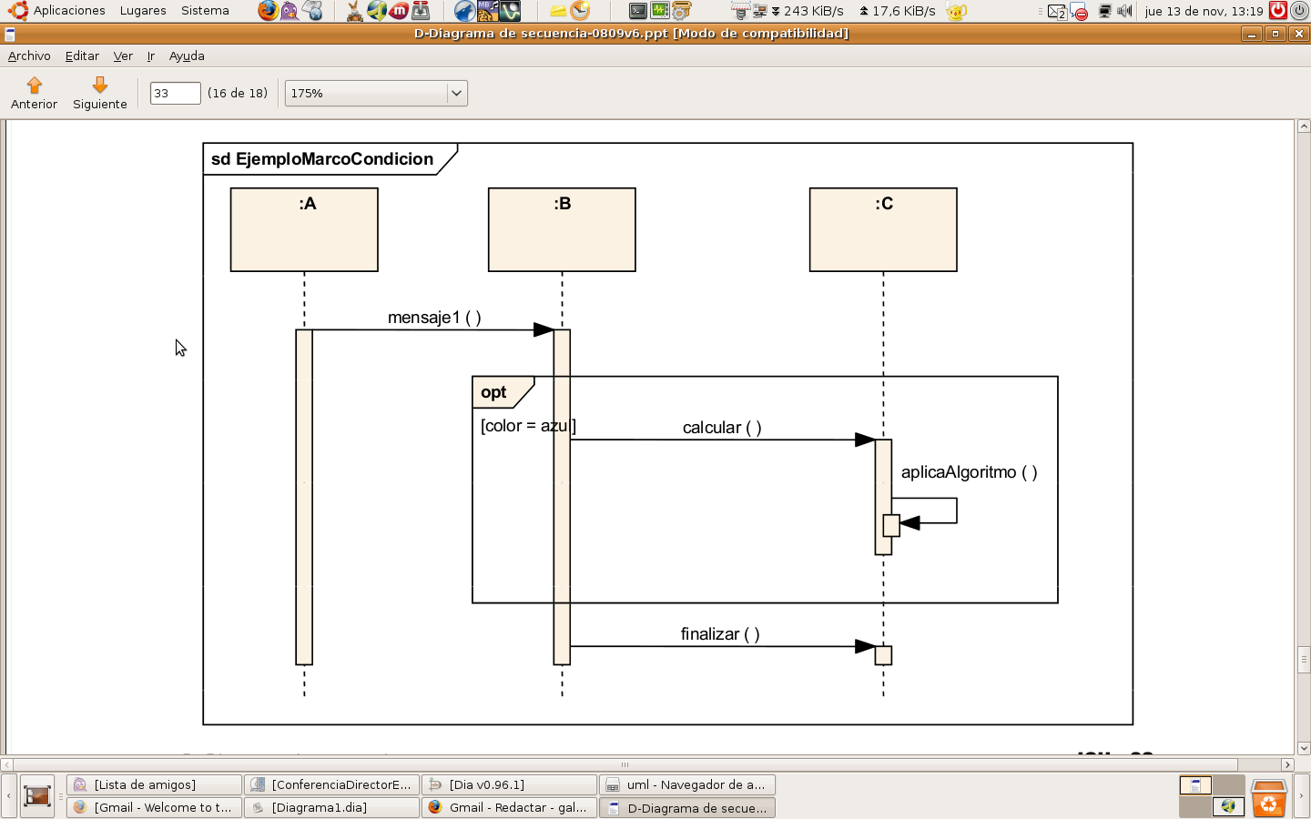 sequence diagram with dia using break  loop  alt  and optattachment  opt png